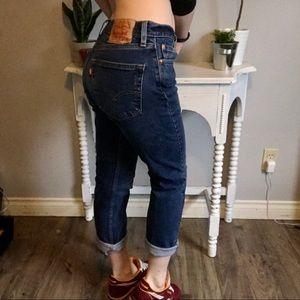 Levi's Blue Denim Jeans